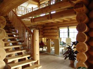 Деревянный дом в Анапе