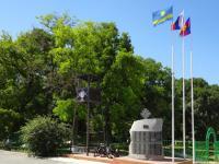 Станица гостагаевская обелиск переселенцам