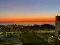 Однокомнатная квартира в Анапе с видом на море, ЖК Бельведер
