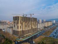 Однокомнатная квартира в Анапе ЖК Горизонт