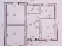 Анапа дом планировка 1этажа