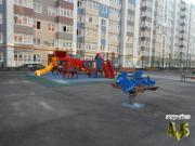 Двухкомнатная квартира в Анапе ЖК Радуга
